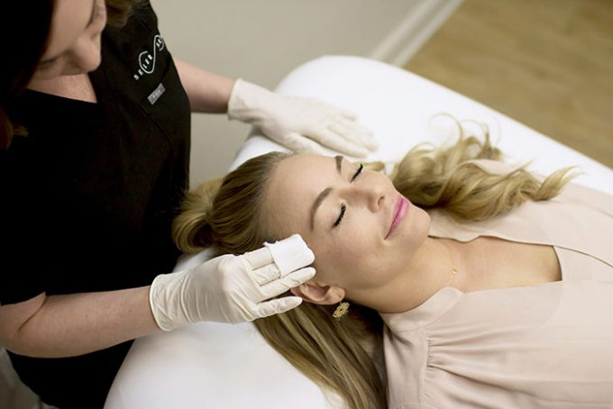 Chemical Peel Treatment by Seiler Skin