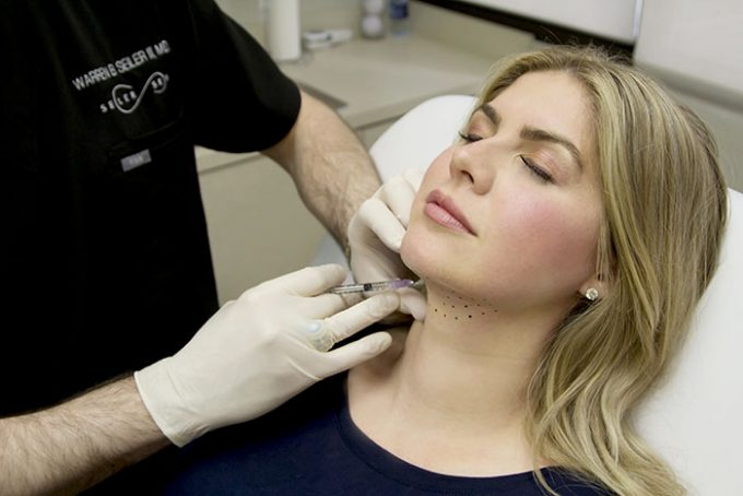Kybella Treatment by Seiler Skin