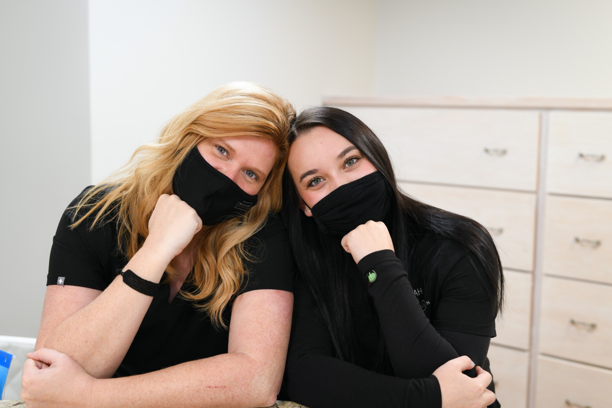 Meet Our Patient Coordinators, Amanda & Hannah